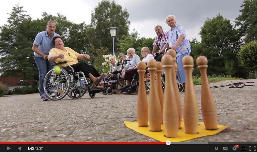 Altenheim-Film Niedersachsen