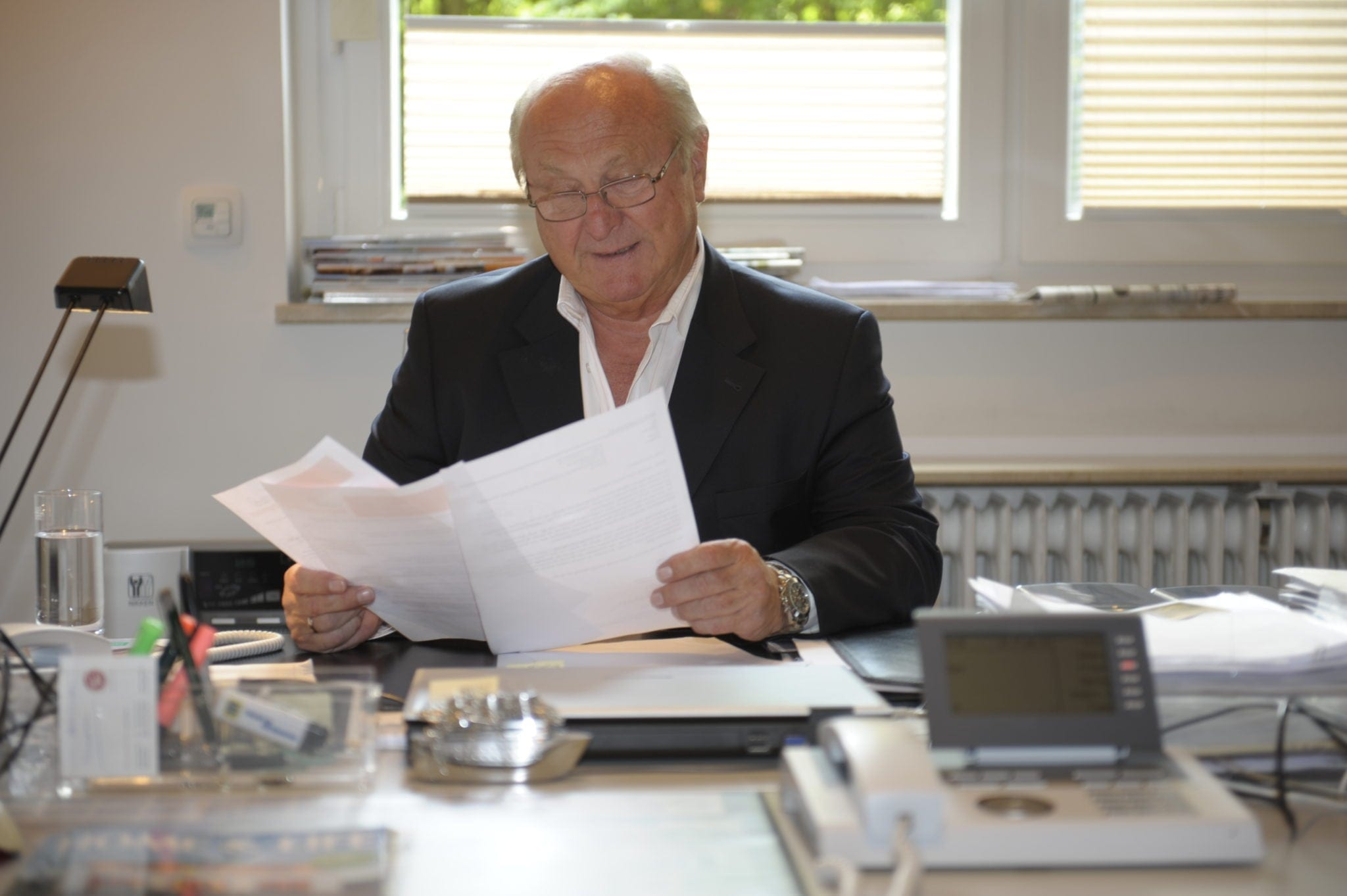Unternehmer & Kunden hautnah: Hans Trumpa – Wintergarten Hamburg