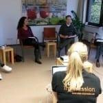 Beim Videomarketing-Workshop kommen Unternehmer auf neue Video-Ideen