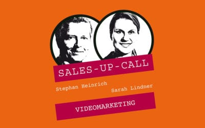 Sales-up-Call von Stephan Heinrich mit Sarah Lindner