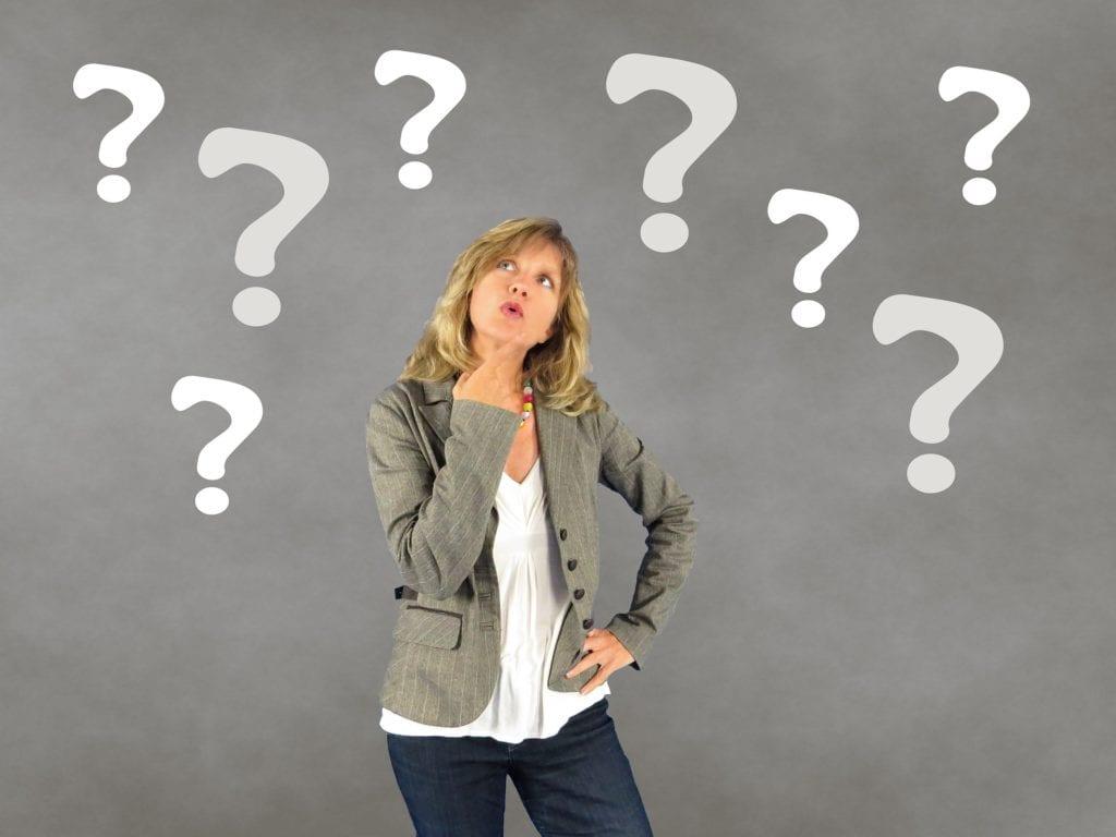 Unternehmer plagen sich mit vielen Fragen und scheuen deshalb ihre Sichtbarkeit!
