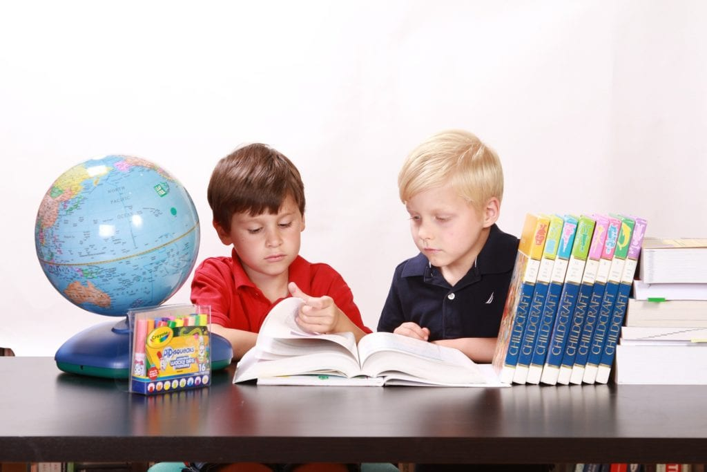 Storytelling funktioniert schon bei den Jüngsten
